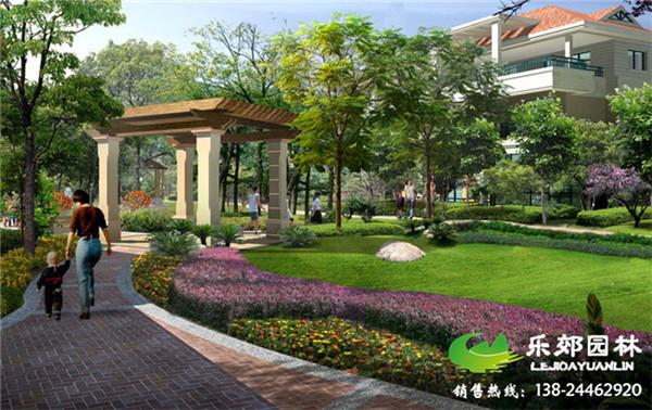 中式庭院景观设计中常用的植物