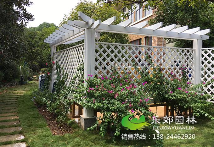 欧式别墅庭院设计效果图 广州乐郊园林工程有限